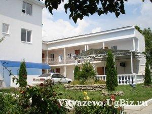 """Витязево: мини-гостиница  """"У Людвига """""""